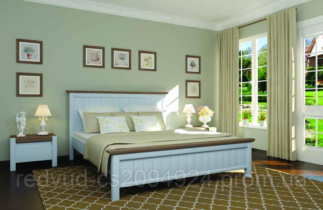Кровать деревянная Калифорния