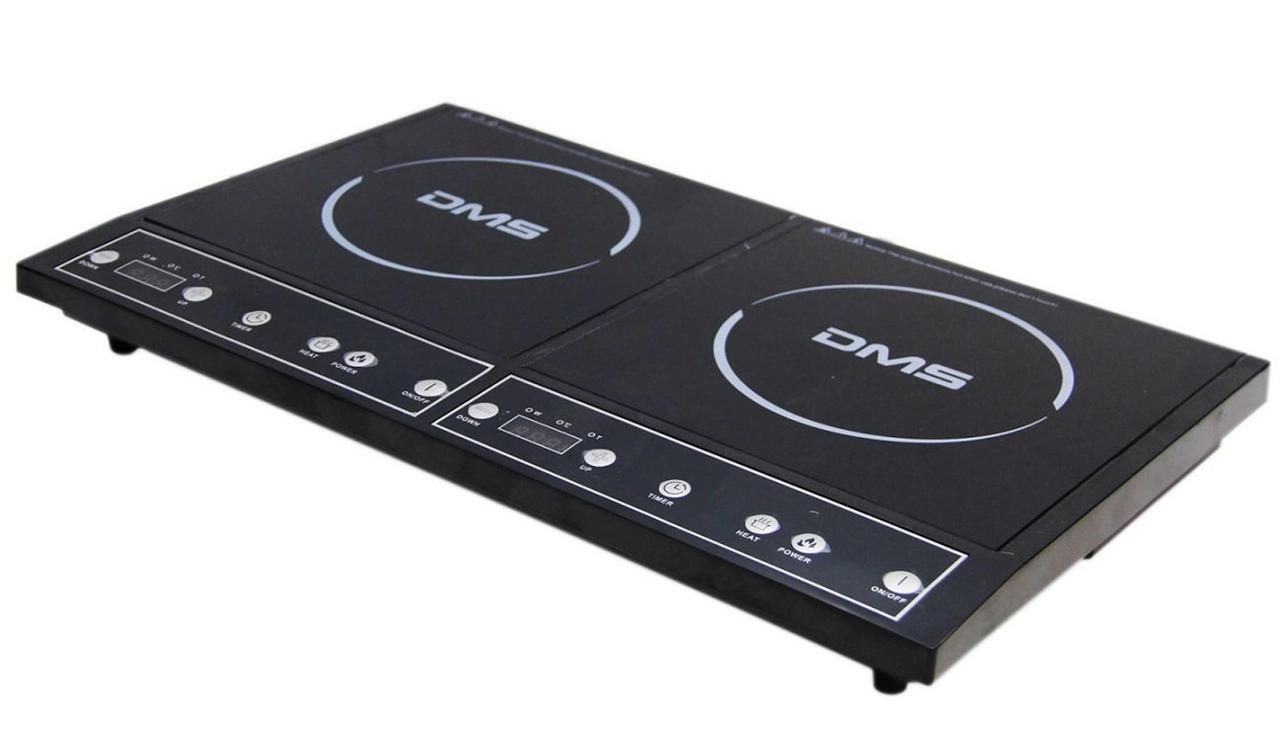 Плита Индукционная DMS 1400+2000W DMS DIC 3400 (Код:1750) Состояние: НОВОЕ