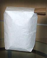 Мешок бумажный с клапаном 2-х слойный