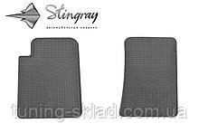 Передні килимки в салон SsangYong Rexton II 2006- (Санг Йонг Рэкстон) кількість 2 штуки