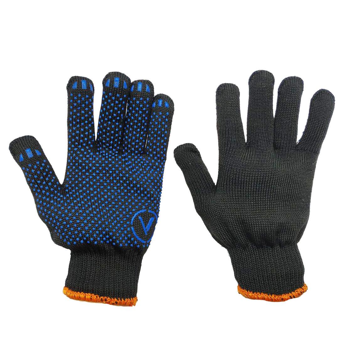 Картинки по запросу перчатки рабочие с ПВХ в использовании