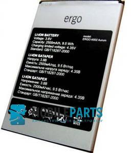 Оригинальный Аккумулятор АКБ (Батарея) для Ergo A502 Aurum | Ерго А502 (Li-ion 3.8V 2500mAh)