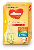 Сухая молочная смесь Milupa (Милупа) 1, 600г, 15.09.2017