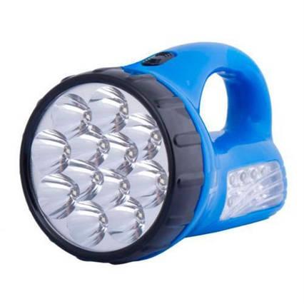 Светодиодный аккумуляторный дорожный фонарик, фото 2