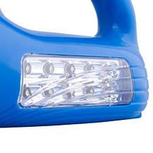 Светодиодный аккумуляторный дорожный фонарик, фото 3
