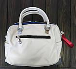 Бежевая сумка Farfallo Rosso, фото 2