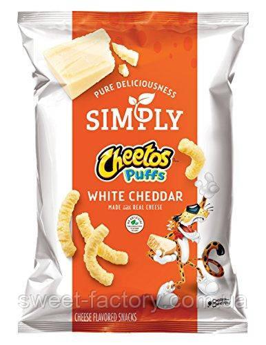 Cheetos Simply Puffs White Cheddar 24,8 g