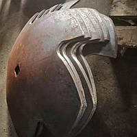 Диск борони Quivogne ф810мм s8-10мм кв. 51 Z5 (Fleo-Fleo),DSQ08104 правий/DSQ08102 лівий Кивонь флео флео, фото 3