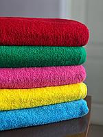 Махровое полотенце для рук и лица  50х90 см Узбекистан