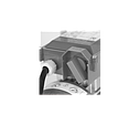 Самовсасывающий реверсивный пищевой насос NOVAX 30T (380В) - 5000л/час, фото 4