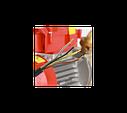 Самовсасывающий реверсивный пищевой насос NOVAX 30T (380В) - 5000л/час, фото 5