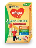 Сухая молочная смесь Milupa (Милупа) 3, 600г, 16.10.2017