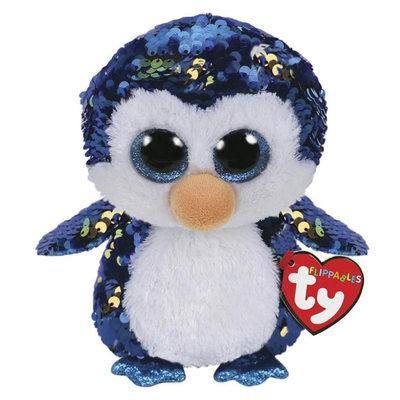 "TY FLIPPABLES 35302 Пингвин ""PAYTON"" 12см"