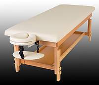 Стол массажный кушетка стационарный деревянный  МАТ