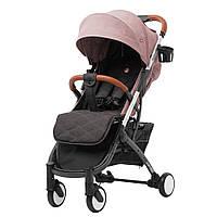 Коляска прогулочная CARRELLO Astra CRL-11301/1 Apricot Pink +дождевик