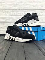 Кросівки чорні Adidas Equipment SUPPORT 91/18 Розміри: 41-45, фото 1