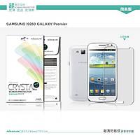 Защитная пленка Nillkin для Samsung i9260 Galaxy Premier глянцевая
