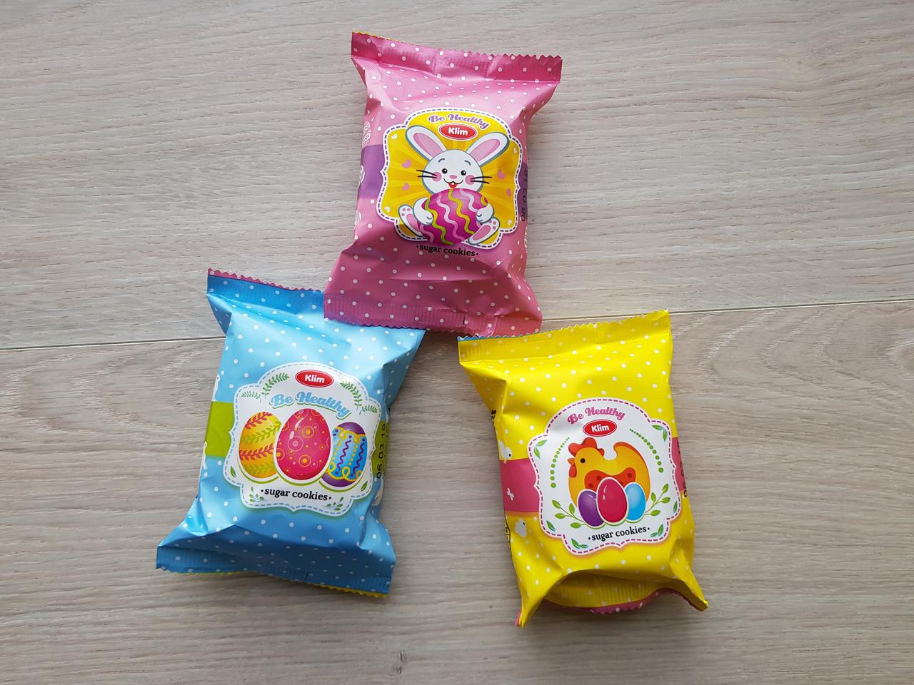 Печенье На здоровье Пасхальное 1 шт. ТМ Клим (Продаж поштучно)