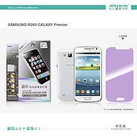 Защитная пленка Nillkin для Samsung i9260 Galaxy Premier матовая