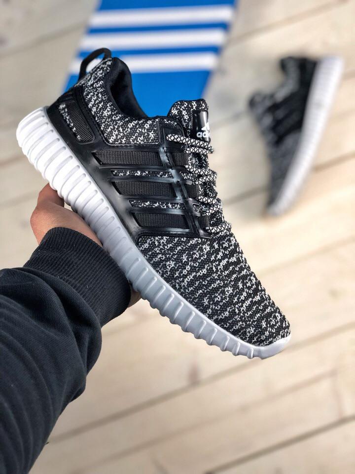 Кросівки чоловічі чорні Adidas incognito 40-44