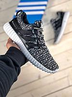Кросівки чоловічі чорні Adidas incognito 40-44, фото 1