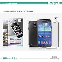 Защитная пленка Nillkin для Samsung i9295 Galaxy S4 Active матовая