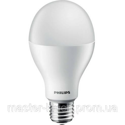 Светодиодная лампа стандартная Philips LED Bulb 14W - 100W E27 A67 3000K