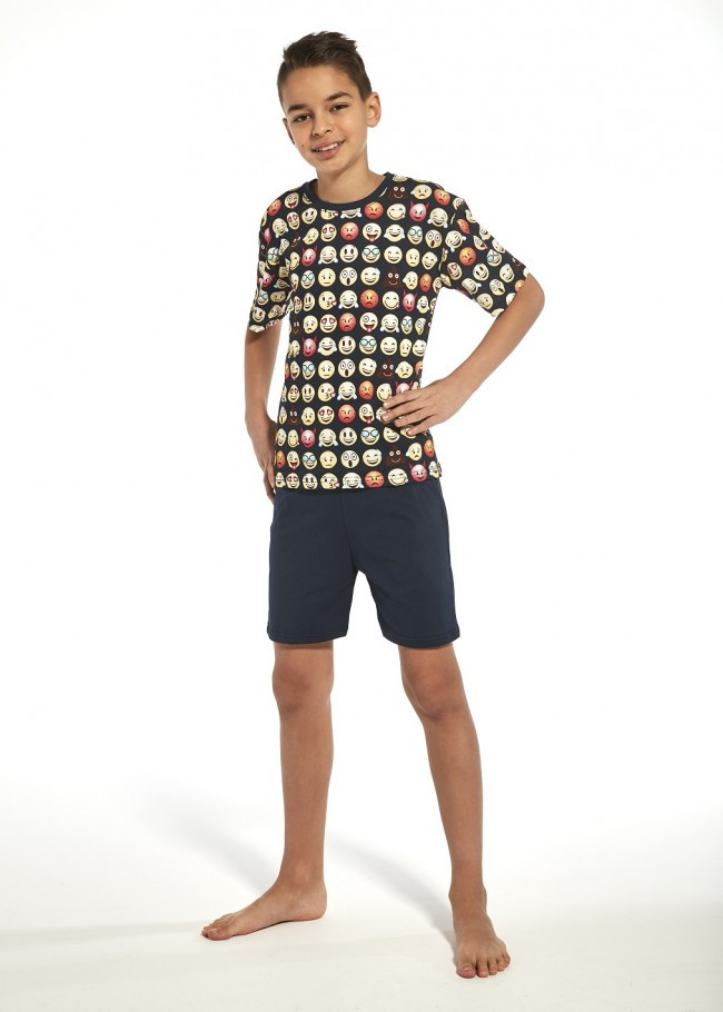 Пижама подростковая, для мальчика. Польша. Cornette 335/77 EMOTICON 2