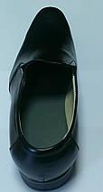 Туфли мужские черные, фото 3