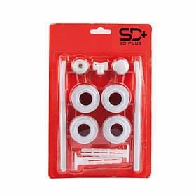 """SD Комплект на радиатор с 2 креплениями (1/2-1"""") SD118152"""