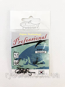 Крючок Professional 1001 размер 14 количество 12