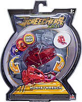 Машинка трансформер Манкиренч  Дикие Скричеры Screechers Wild Monkeywrench Level 2