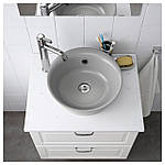 IKEA KATTEVIK Встроенная раковина, серый  (203.908.90), фото 3
