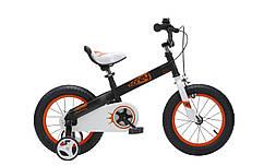 """Велосипед Royal Baby HONEY 12"""", OFFICIAL UA, черный (Китай)"""