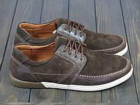 Мокасины мужские Man's коричневые, фото 1