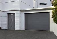 Ворота 3500х2250 гаражні M-гофр Woodgrain/Decocolor Hormann, фото 1