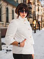 SIZE+ Куртка женская весна 2019