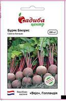 Поздний высокоурожайный сорт столовой свеклы ( буряка) Бикорес, семена в пакетике 200 шт, Bejo (Садыба Центр)