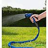 Садовый шланг для полива XHOSE 30 м с пистолет распылителем, фото 4