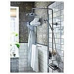 IKEA VOXNAN Душевая лейка, хром  (203.425.83), фото 3
