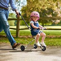 Micro Trike - самокат, компактная коляска, беговел отличается высокой маневренностью