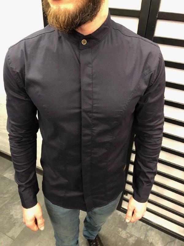 7ef0303da65 Мужская классическая рубашка