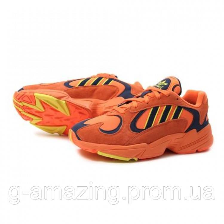 Кроссовки Adidas Yung 1 Hi Res Orange