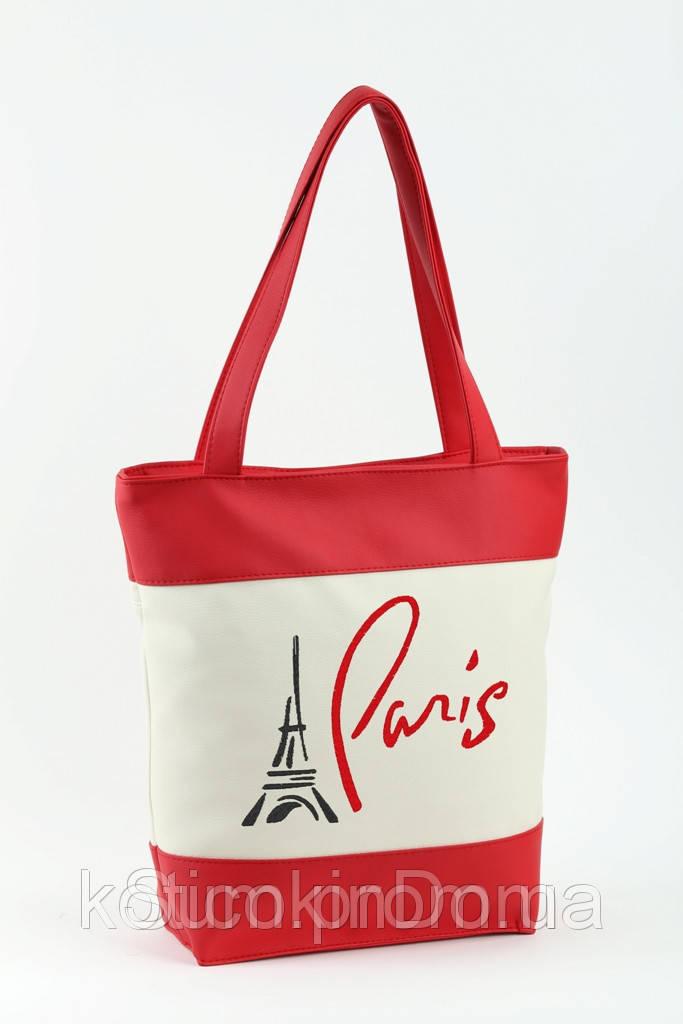 Сумка Комби «Париж» горизонтальная