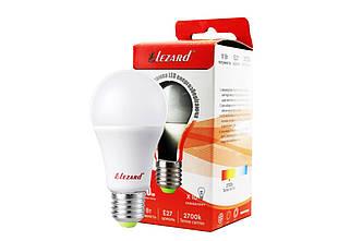 Лампа світлодіодна A60 15W 6400K 220V E27 LEZARD