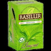 Чай зеленый Basilur Букет Сенча  20пак х1,5 гр