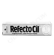 Краска для бровей и ресниц RefectoCil №1.1 (Графит)