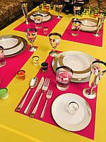 Набор посуды небьющейся для детского праздника детского дня рождения выпускного утренника CFP 11шт/1пер