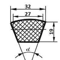 Ремень клиновой  Д(Г)-2120