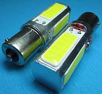 Светодиоды для фонарей заднего хода p21w ba15s 1156 COB